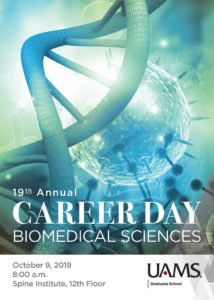 Career Day for Biomedical Sciences Flyer